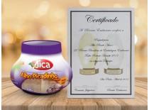 Alho Picadinho Aica conquista prêmio da Embanews