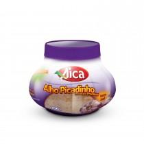 Alho Picadinho - Produto Premium